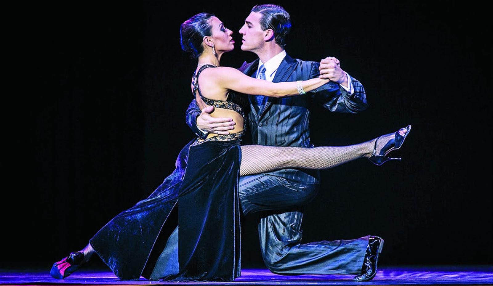 Resultado de imagem para uma noite de tango